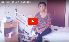 liver transplant patient from shillong