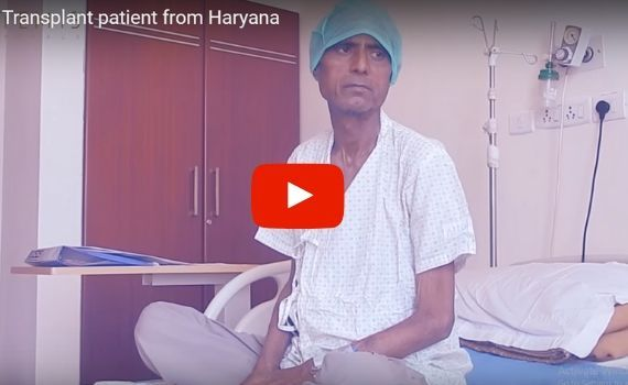 liver transplant patient from haryana