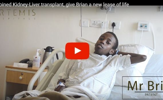 Combined Kidney Liver transplant cost in India